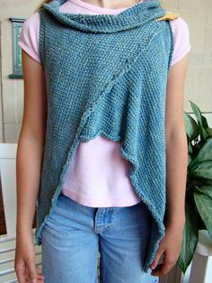 Pattern  Tunisian Crochet Trapezoid Wrap by robinjedmundson, $1.50