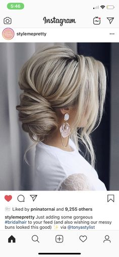 30 timeless bride hairstyles ❤️ If you are still looking for great hair - Frisuren - Best Hair Styles Easy Hairstyles For Long Hair, Great Hairstyles, Down Hairstyles, Hairstyle Ideas, Black Hairstyles, Hairstyles Haircuts, Simple Bride Hairstyles, Wedding Bride Hairstyles, Classy Updo Hairstyles