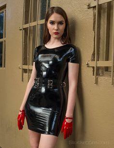 Mistress Heidi Darveaux | Syren Latex