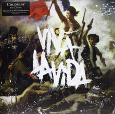 Obálka knihy  Viva La Vida Or Death and All His Friends od Coldplay, ISBN:  5099921211416