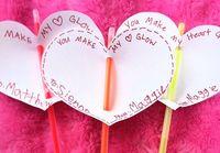 Non-edible Valentine Idea