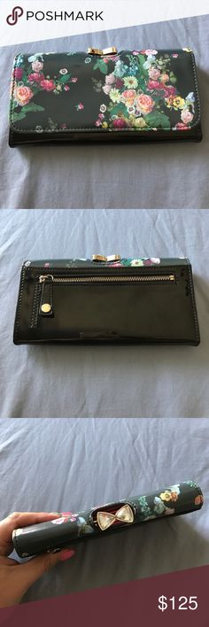 ❌❌❌SOLD❌❌❌ Brand new w/o tags... I still have the tags/care card and can include if desired... fashionable AND functional... I own multiple of these and LOVE them!!!... super cute french bulldog interior Ted Baker London Bags Wallets