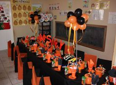 Boys Party Themes | Motorbike