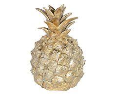 """Dekoracja """"Pineapple"""", 12 cm"""