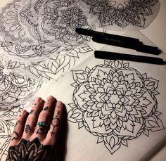 Grace neutral tattoo doodles