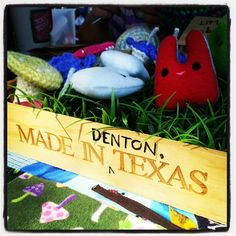 Denton Community Market opening weekend is finally here! Check it out every Saturday 9-1 April through November on the corner of Carroll and Mulberry St. #dentoncommunitymarket #shoplocal #shopdenton #dentontx #dentonmakes