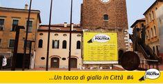 Piazzetta Pellicani, la Torre dell'Orologio