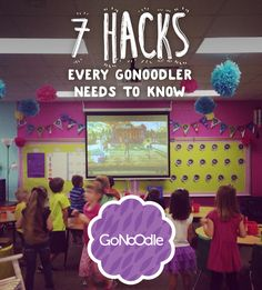 We love go noodle in my classroom. I'll take any hacks I can get. This online tool saves my class in the winter where recess is a no go. 7 Hacks Every GoNoodler Needs To Know - Free Brain Break Videos with GoNoodle Classroom Hacks, Future Classroom, Classroom Organization, Music Classroom, Smart Board Activities, Free Activities, Physical Activities, Behavior Management, Classroom Management