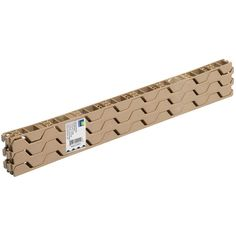 Suntuf 24 in. Horizontal Plastic Closure Strips (6-Pack)-92770 - The Home Depot