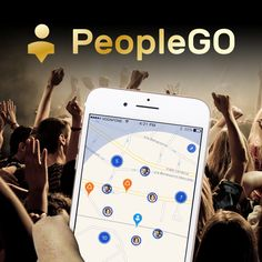 PeopleGO - Trova persone reali e scopri gli eventi intorno a te
