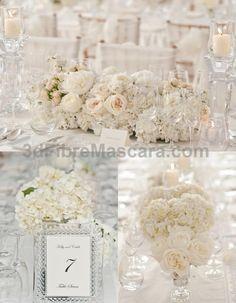 33 Enchanted Romantic Wedding Centerpieces. To see more: www.modwedding.co... #wedding #weddings #reception #weddings #wedding #marriage #weddingdress #weddinggown #ballgowns #ladies #woman #women #beautifuldress #newlyweds #proposal #shopping #engagement