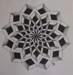 A Tangle in Time: November 2012 Geometric Mandala Tattoo, Tattoos Mandala, Tattoos Geometric, Geometric Tattoo Design, Geometric Sleeve, Mandala Tattoo Design, Geometric Designs, Mandala Art, Geometric Shapes