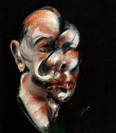 Francis Bacon 1909-1992 ---// as if someone has messed everything up and rearranged it, shows how the way we see things is changed and skewed by nightime atmosphere, lights, smell