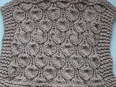 Ravelry: Tessellation Cloth pattern by Julie L. Anderson