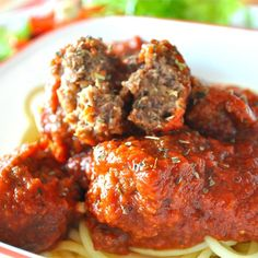 """Meatball Nirvana I """"Awesome meatballs! I like to double the recipe and keep some in the freezer. Great flavor with a good kick!"""""""