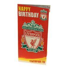 SoccerGaga.com - Liverpool F.C. Birthday Card Free Shipping to USA & Canada (http://www.soccergaga.com/liverpool-f-c-birthday-card/)