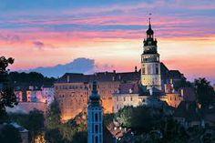 Cesky Krumlov, Czech Republic -  a must see European town