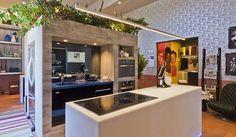Cozinha Gourmet Casa Cor - Sao Paulo 2012 -