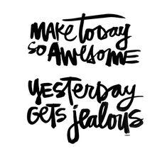 Yes!  #fitspo #awesomesauce