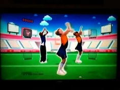 Wii Just Dance for Kids