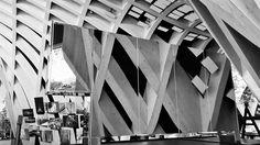 '' French Pavilion'' Expo Milan Parametric Design