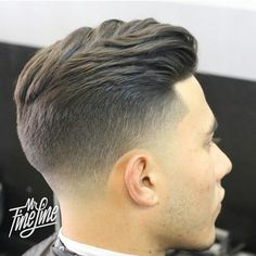 • hair by John Delgado aka Mr FineLine The perfect Men's Hairstyle is just a Hairflip away.