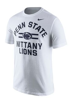 Women's Clothing Good Womens Nike Dri Fit Penn State Nittany Lions Champ Drive Tee Activewear Jackets Size Small