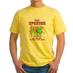 HG Team SponsorMaytheOdds! T on CafePress.com