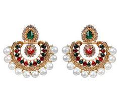Flok Jewelry, Dangle Earing, Fashion Jewelry earring, earring for girls, female, women
