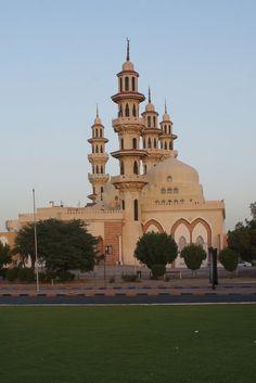 Al-Usman Mosque in Kuwait