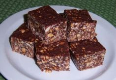 This is my version of this famous Cdn. Eatmore Bar. These taste exactly the same. Its a must try if you like Eatmores.