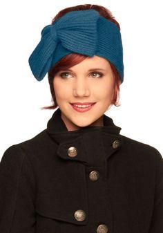 a girlie way to keep warm #modcloth