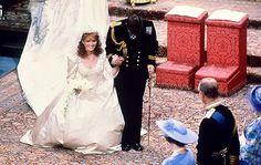 Iconic weddings: Prince Andrew and Sarah Ferguson - Photo 6 | Celebrity news in hellomagazine.com