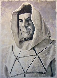 Spock by DavidDeb on DeviantArt
