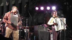 Buckwheat Zydeco - Walking to New Orleans (Harvest the Music, Nov. 2, 2011)