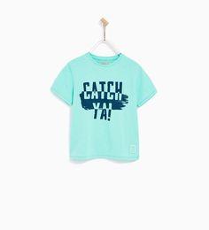 """CATCH YA"" T-SHIRT"