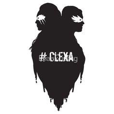 clexa fan art - Google Search