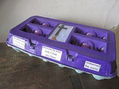 stations of the cross eggs