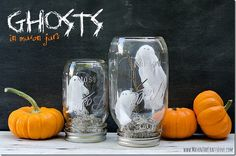 Ghosts In Mason Jars.