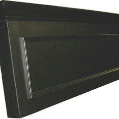 King size one panel door headpiece
