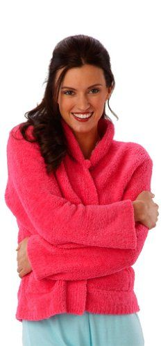Softies Geranium Bed Jacket $81.00