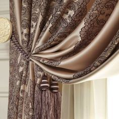 Fancy Curtains, Luxury Curtains, Elegant Curtains, Beautiful Curtains, Colorful Curtains, Living Room Decor Curtains, Home Curtains, Window Curtain Designs, Drapery Designs