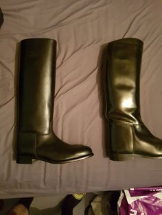 Ok so my boots arrived They are taller and the leather is softer than my other boots but i have toe room no more pinching, I said in another thread my older. Star Wars Han Solo, Leather Boots, Riding Boots, Toe, Stars, Fashion, Horse Riding Boots, Moda, Fashion Styles