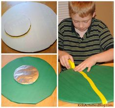 Has your child ever tried to figure out how to make a shield for protection in a pretend battle? Here's how to make a very sturdy Viking shield. Dragon Birthday Parties, Dragon Party, Around The World Crafts For Kids, Art For Kids, History Projects, School Projects, Viking Sheild, Vikings, Sword Craft