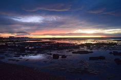 On instagram by marcelo_ilz #landscape #contratahotel (o) http://ift.tt/1VxLivm de sabado en el puerto de Comodoro Rivadavia.  #landschaft #argentina #patagonia #paisajes #beautiful #nature #sunrise #sun #sea #sky #clouds #nuages #ciel #love #l4l #f4f #like4like #mothernature #blue #red #colors #port