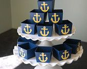 Nautical Candy boxes