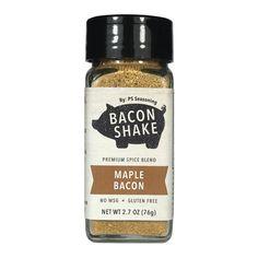 Maple Bacon - Bacon Shake Seasoning