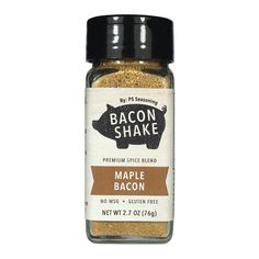 Maple Bacon - Bacon Shake Seasoning