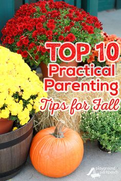 Want to make the most of the beautiful Fall season with your kids, and avoid the pitfalls, like allergy, flu and cold season? Get my top 10 Practical Parenting tips for Fall | Parenting | Mom Life | #Claritin #IC #ad