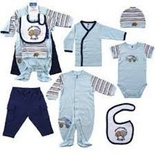 da9c76a5d ropa de bebe varon recien nacido tejida - Buscar con Google Bebés Niños  Recién Nacidos